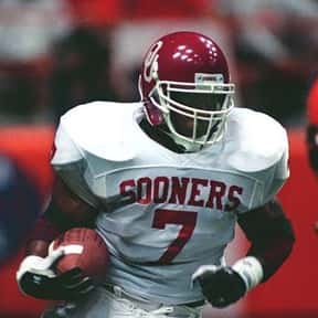 Jerald Moore is listed (or ranked) 23 on the list The Best Oklahoma Sooners Running Backs of All Time