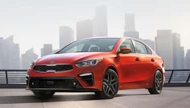 Kia Forte is listed (or ranked) 2 on the list The Best 2019 Cars Under $20,000