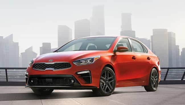 Kia Forte is listed (or ranked) 4 on the list The Best 2019 Cars Under $20,000