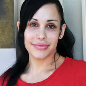 Nadya Suleman is listed (or ranked) 3 on the list Famous California State University, Fullerton Alumni
