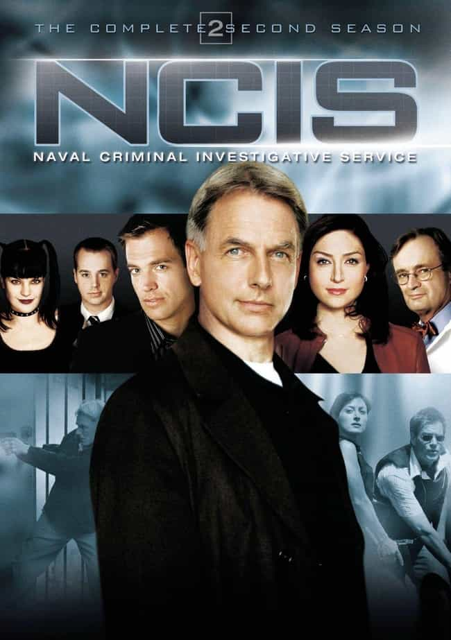 NCIS - Season 2 is listed (or ranked) 2 on the list The Best Seasons of NCIS