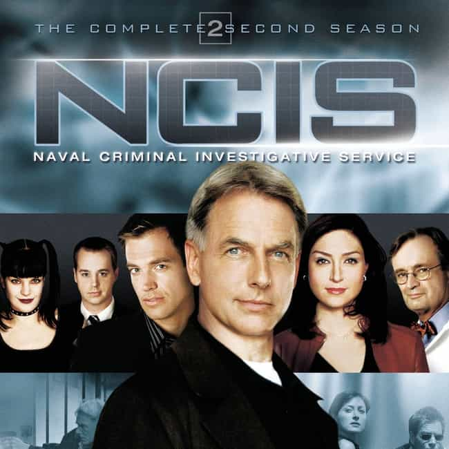 NCIS - Season 2 is listed (or ranked) 4 on the list The Best Seasons of NCIS