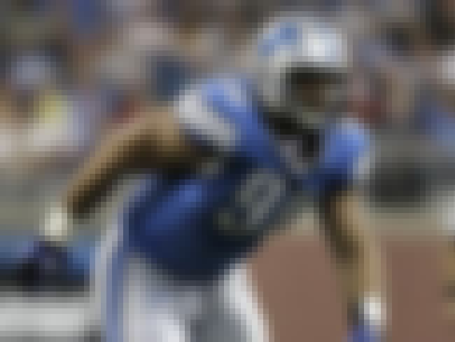 Ndamukong Suh is listed (or ranked) 8 on the list Biggest Sports Let-Downs of 2011
