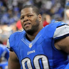 Ndamukong Suh is listed (or ranked) 4 on the list The Best Nebraska Cornhuskers Football Players of All Time