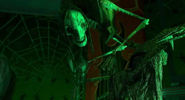 Other Mother is listed (or ranked) 3 on the list Villains In Children's Movies Who Are Way Too Scary For Children