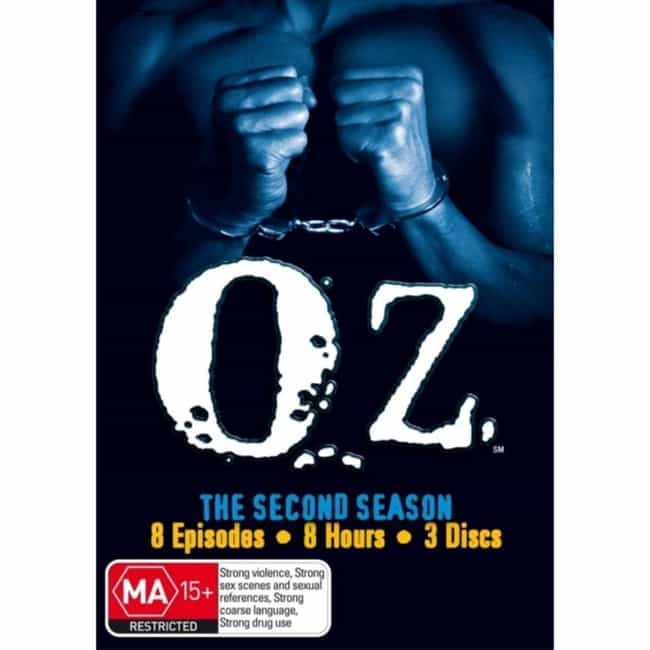 Oz - Season 2 is listed (or ranked) 2 on the list The Best Seasons of Oz