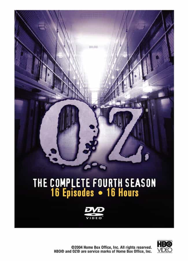 Oz - Season 4 is listed (or ranked) 1 on the list The Best Seasons of Oz