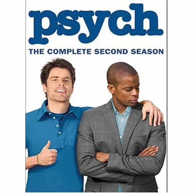 Psych - Season 2 is listed (or ranked) 4 on the list The Best Seasons of Psych