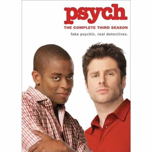 Psych - Season 3 is listed (or ranked) 1 on the list The Best Seasons of Psych