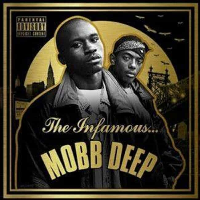 The Infamous M.O.B.B D.E... is listed (or ranked) 4 on the list The Best Mobb Deep Albums of All Time