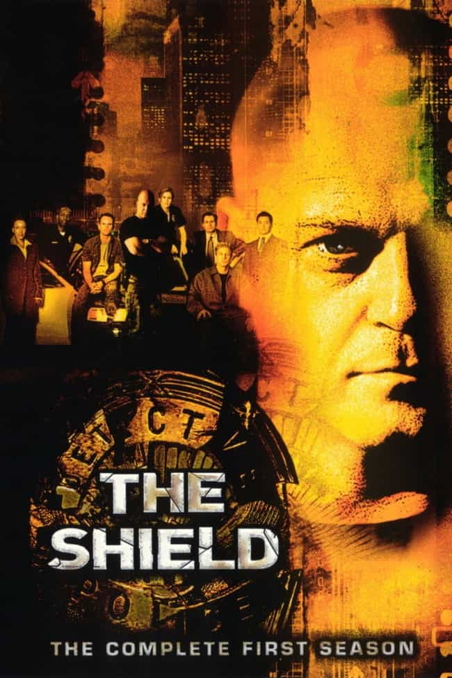 The Shield - Season 1 is listed (or ranked) 4 on the list The Best Seasons of 'The Shield'