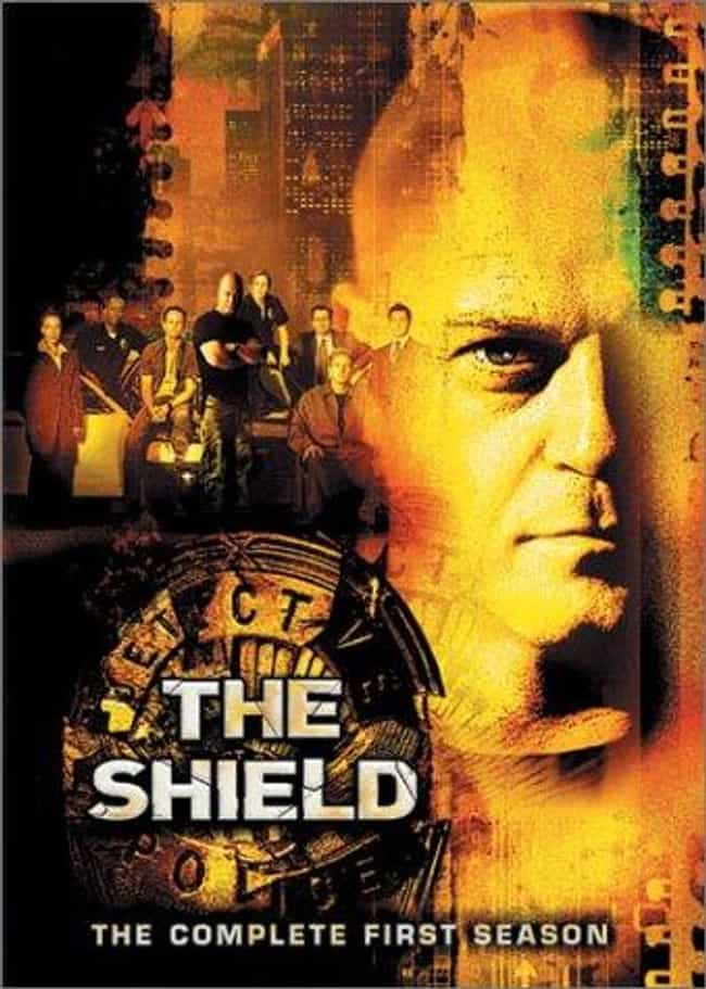 The Shield - Season 1 is listed (or ranked) 4 on the list The Best Seasons of The Shield
