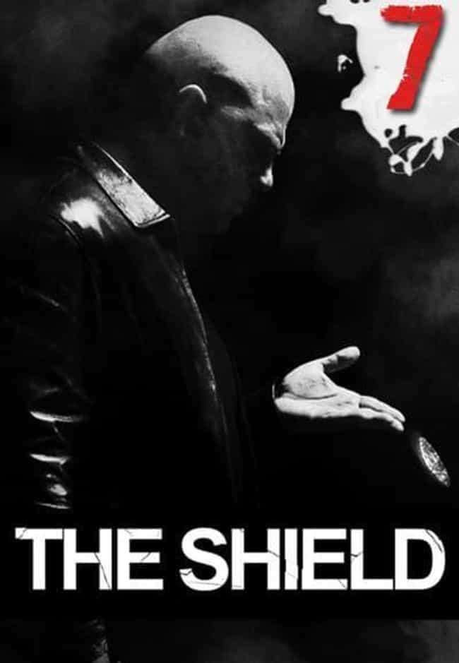 The Shield - Season 7 is listed (or ranked) 2 on the list The Best Seasons of 'The Shield'