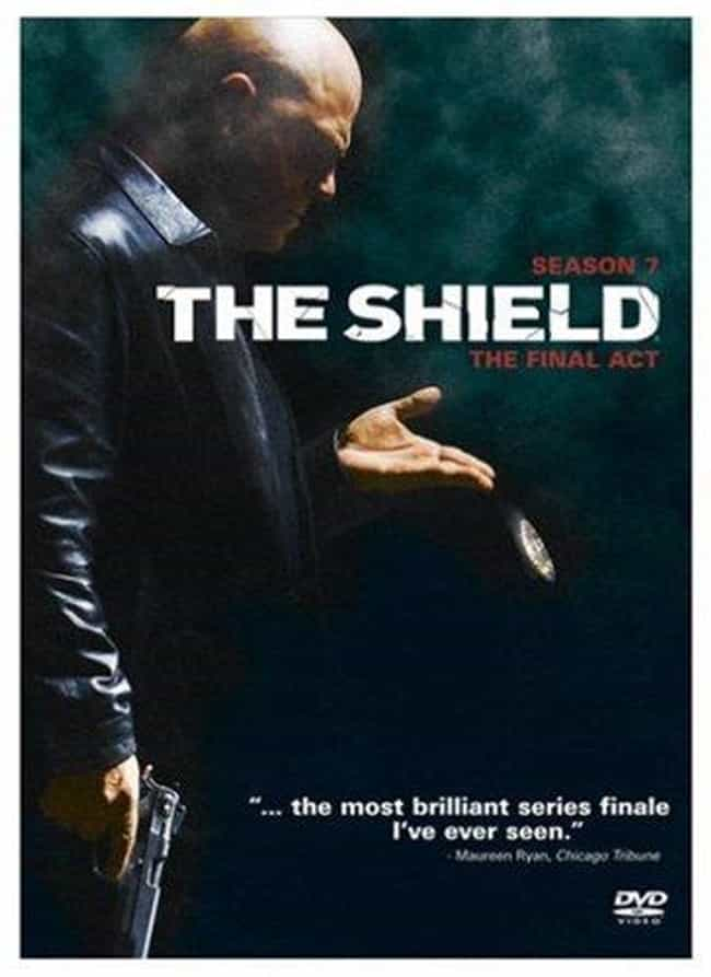 The Shield - Season 7 is listed (or ranked) 2 on the list The Best Seasons of The Shield
