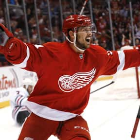 Tomáš Tatar is listed (or ranked) 19 on the list The Shortest Players In The NHL Today