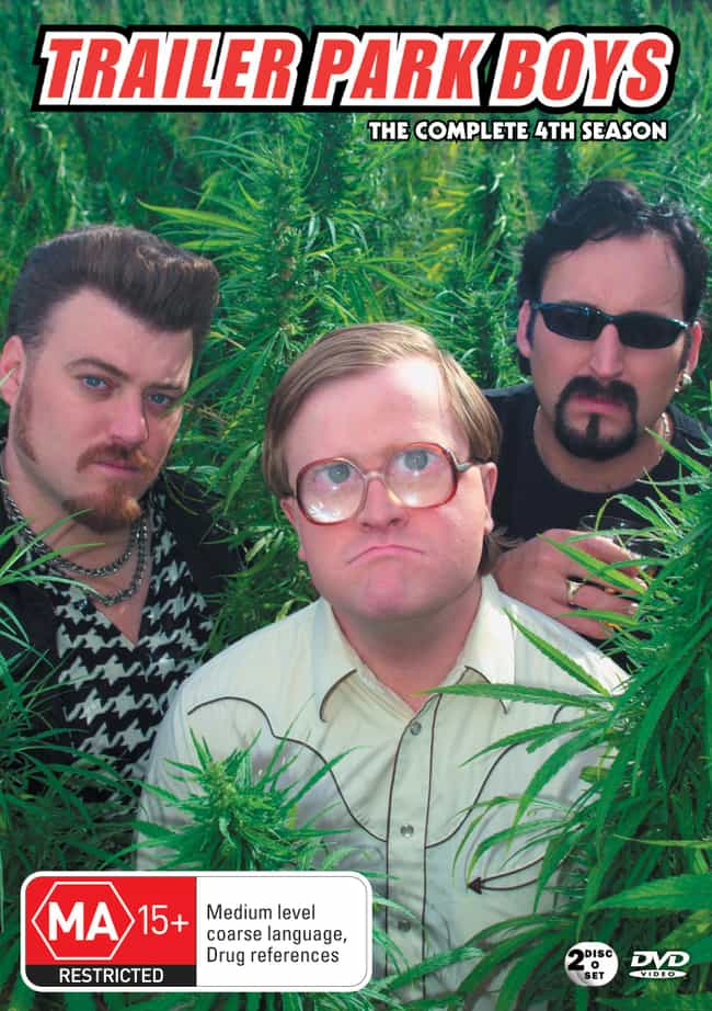 Trailer Park Boys - Seas... is listed (or ranked) 2 on the list The Best Seasons of 'Trailer Park Boys'
