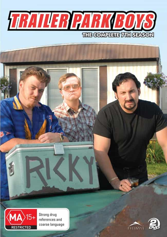 Trailer Park Boys - Seas... is listed (or ranked) 4 on the list The Best Seasons of 'Trailer Park Boys'