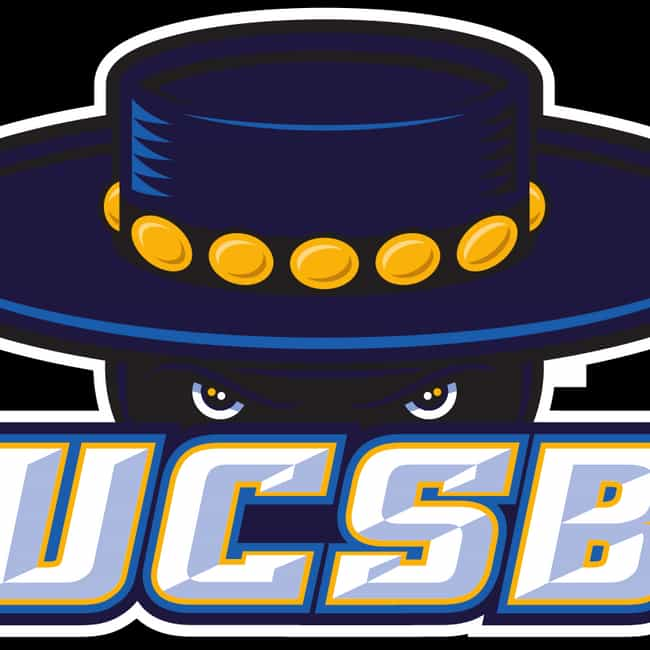 UC Santa Barbara Gauchos men's... is listed (or ranked) 2 on the list The Best Big West Basketball Teams