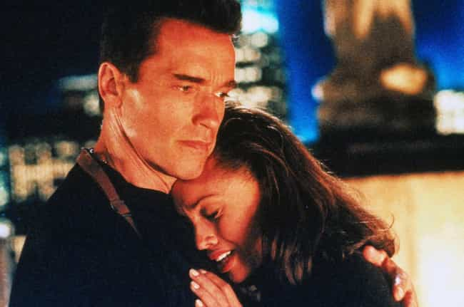 Vanessa Williams is listed (or ranked) 3 on the list Women Who Arnold Schwarzenegger Has Dated