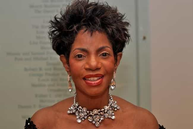 Melba Moore is listed (or ranked) 2 on the list Famous Newark Arts High School Alumni
