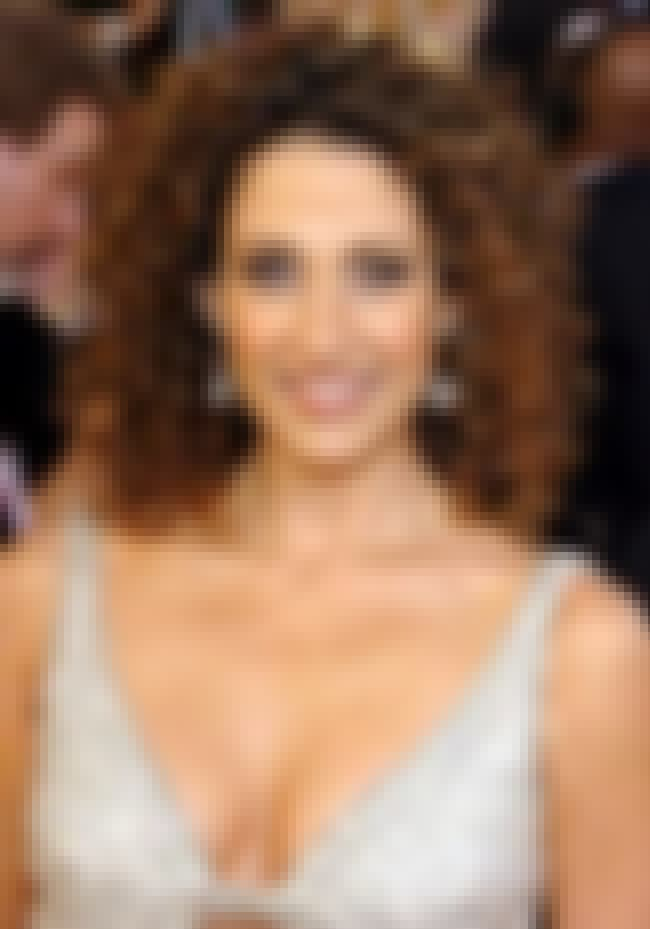 Melina Kanakaredes is listed (or ranked) 2 on the list Famous Point Park University Alumni