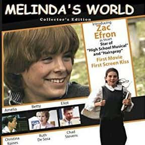 Melinda's World is listed (or ranked) 25 on the list The Best Zac Efron Movies