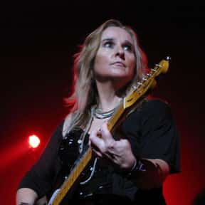 Melissa Etheridge is listed (or ranked) 7 on the list Famous People From Kansas