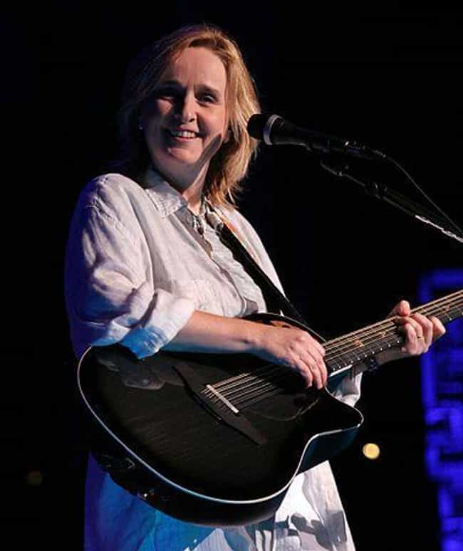 Melissa Etheridge is listed (or ranked) 3 on the list The Top 10 Coolest Ways Famous Lesbians Came Out