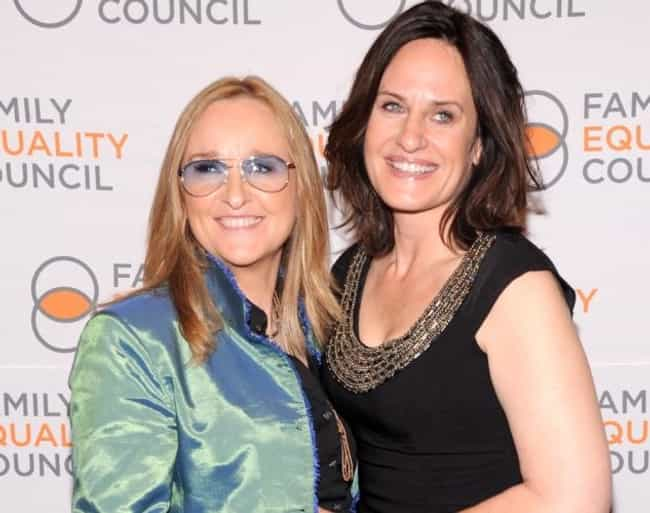 Melissa Etheridge is listed (or ranked) 3 on the list 8 Gay Celebrities Who Came Out in the 1990s