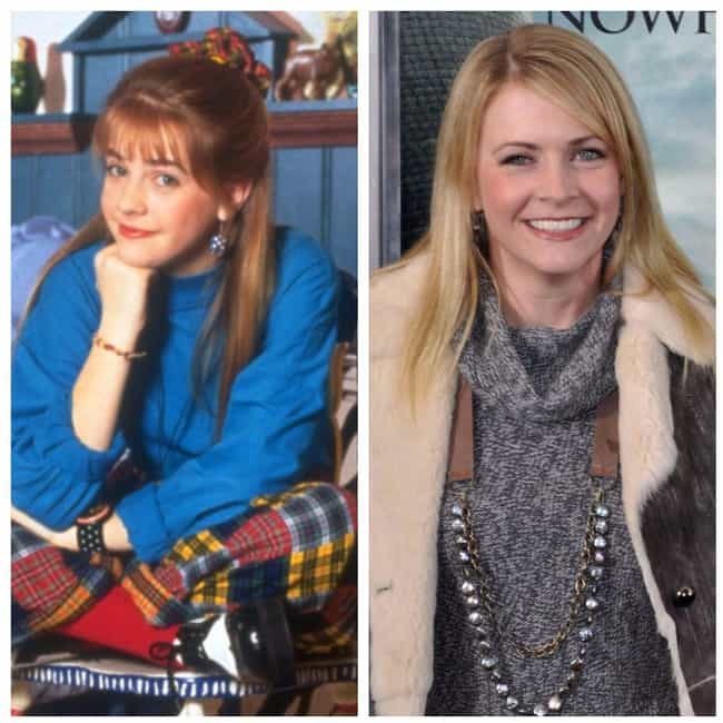 Melissa Joan Hart is listed (or ranked) 3 on the list These Former Nickelodeon Stars Have Said Some Pretty Nasty Things About Their Time At Nick