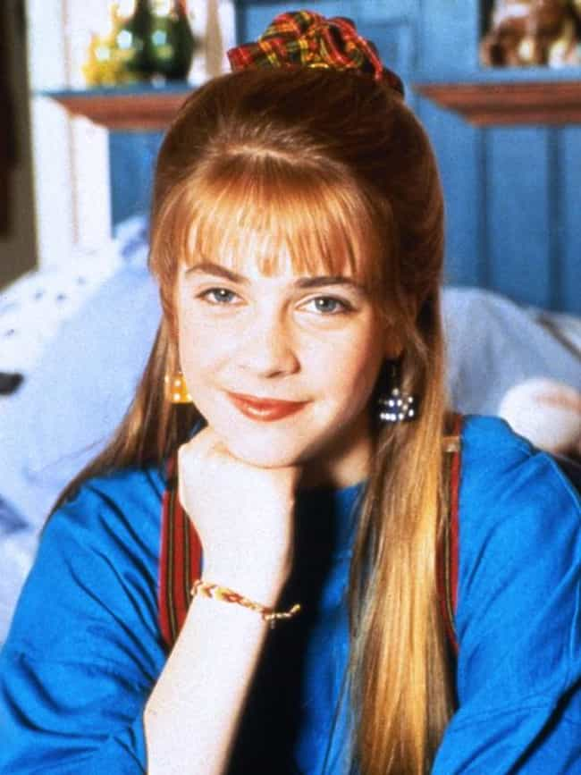 Melissa Joan Hart is listed (or ranked) 1 on the list The Cast of Clarissa Explains It All: Then and Now
