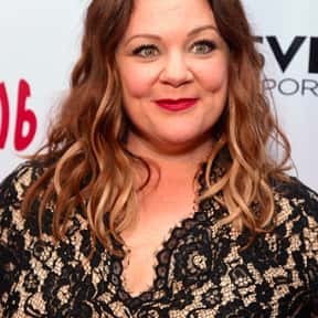 Melissa McCarthy is listed (or ranked) 12 on the list The Funniest Female Comedians of All Time