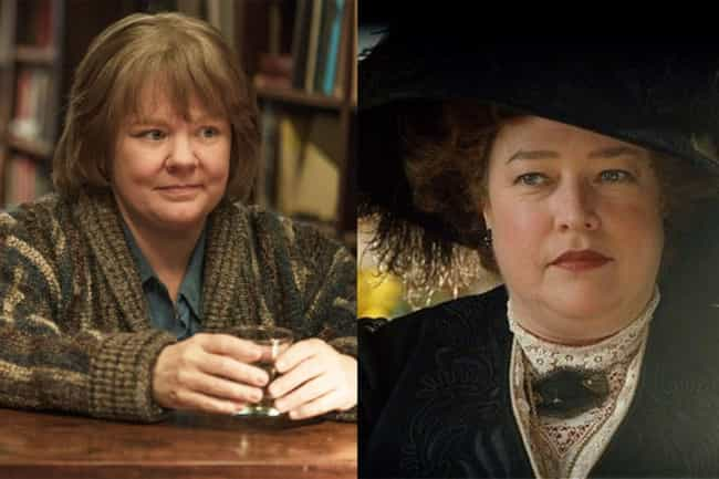 Melissa McCarthy is listed (or ranked) 2 on the list Who Would Star In A Modern Remake Of 'Titanic'?