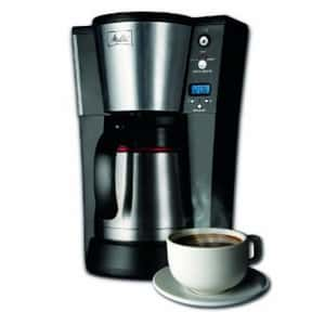 Melitta is listed (or ranked) 15 on the list The Best Coffee Maker Brands