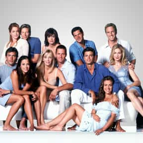 Melrose Place is listed (or ranked) 10 on the list The Best Aaron Spelling Shows and TV Series