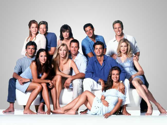 Melrose Place is listed (or ranked) 3 on the list The Best Darren Star Shows and TV Series