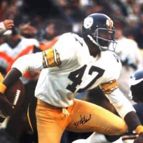 Mel Blount is listed (or ranked) 7 on the list The Best Pittsburgh Steelers of All Time