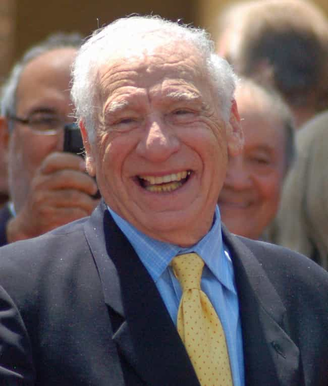 Mel Brooks is listed (or ranked) 2 on the list Old Celebrities You Didn't Realize Are Still Alive