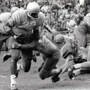 Mel Farr is listed (or ranked) 22 on the list The Best UCLA Football Players of All Time
