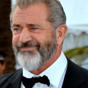 Mel Gibson is listed (or ranked) 10 on the list Famous TV Actors from Ireland
