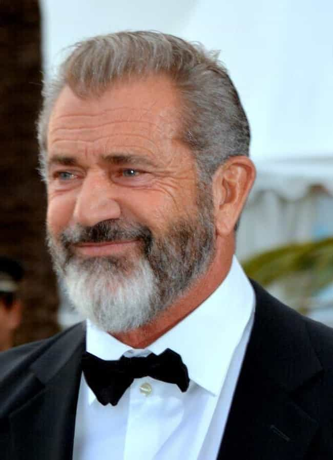 Mel Gibson is listed (or ranked) 2 on the list Famous Male Television Producers