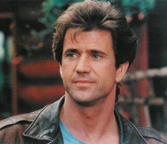 Mel Gibson is listed (or ranked) 4 on the list Who Would Play Iron Man In The '90s?