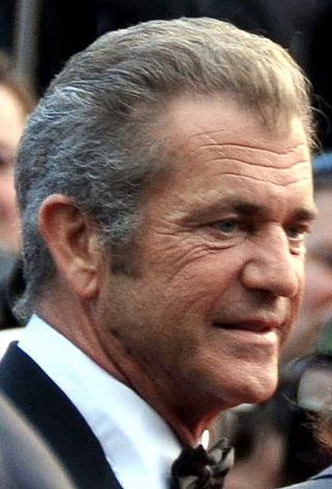 Mel Gibson is listed (or ranked) 3 on the list 23 Celebrities Who Are or Have Been on Probation