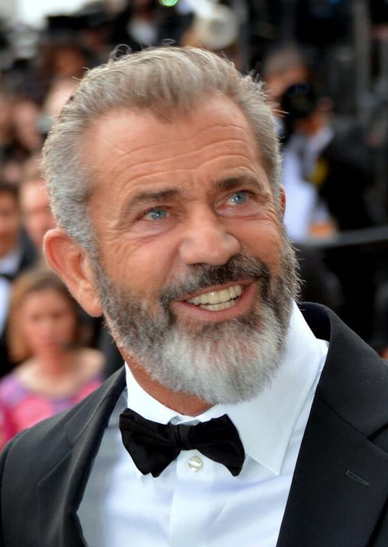 Mel Gibson is listed (or ranked) 3 on the list 20Famous People from Huge Families