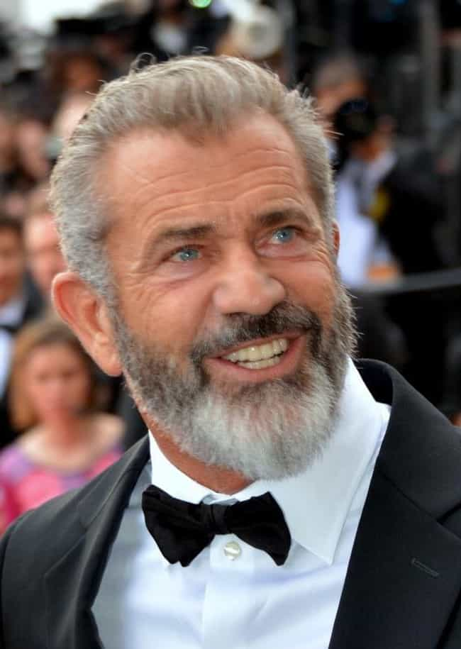 Mel Gibson is listed (or ranked) 4 on the list 20 Celebrities Who Have a Ton of Kids