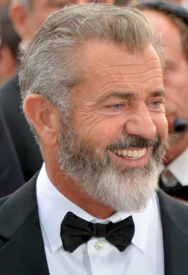 Mel Gibson is listed (or ranked) 2 on the list Celebrities with at Least 4 Kids