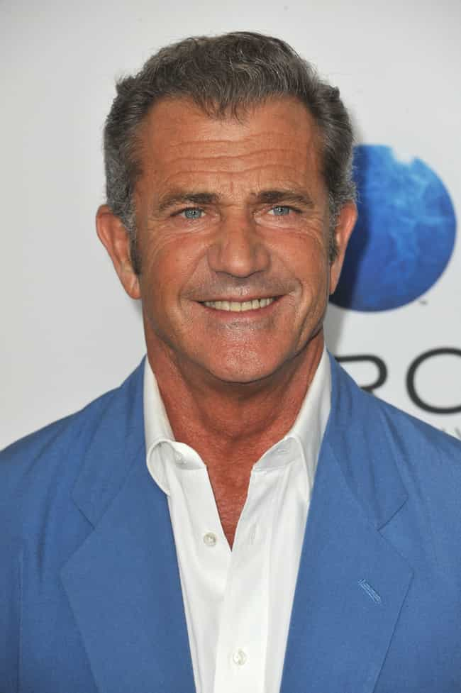 Mel Gibson is listed (or ranked) 5 on the list Celebrities Who Secretly Do A Ton Of Charity Work