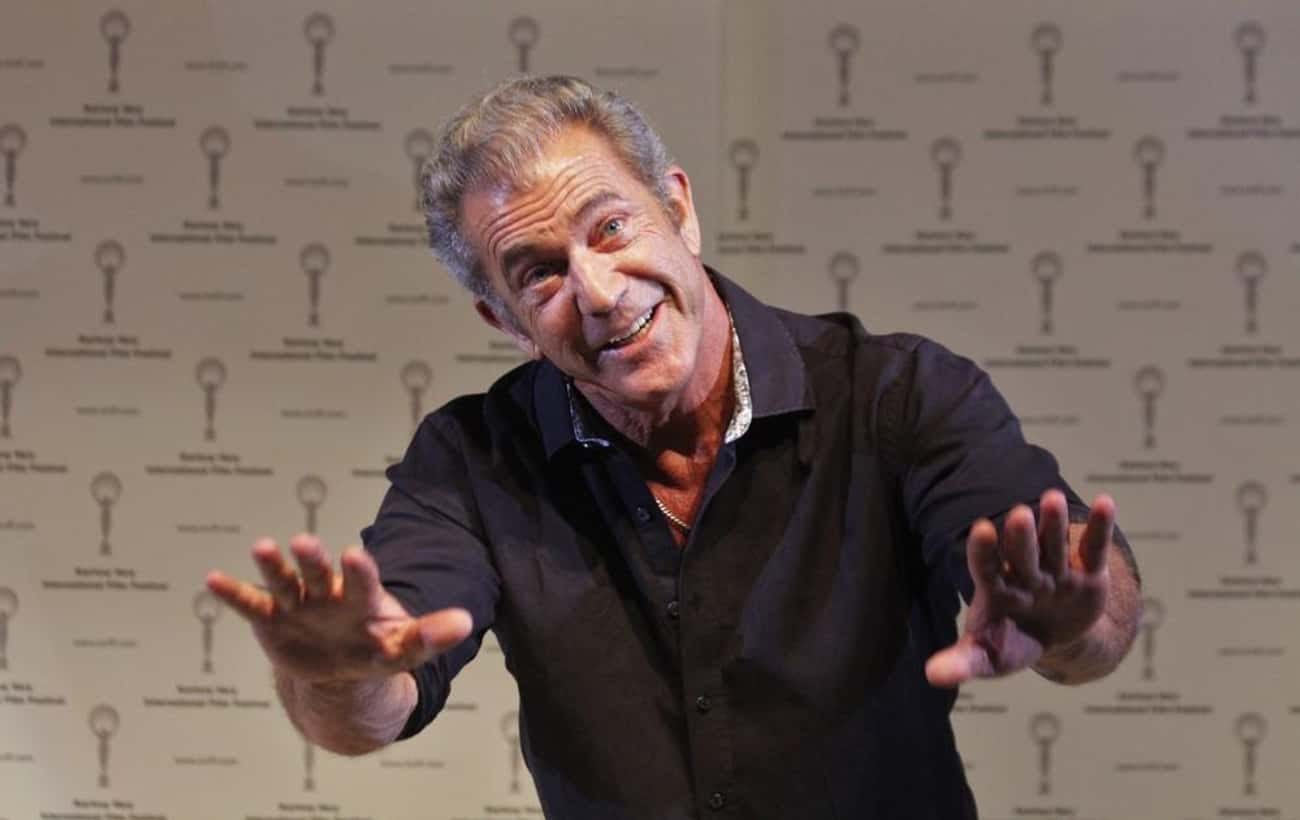 Mel Gibson is listed (or ranked) 4 on the list Famous INFJs