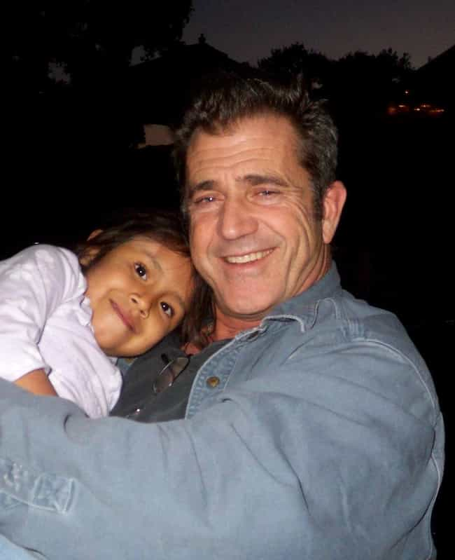 Mel Gibson is listed (or ranked) 2 on the list 80+ Celebrities with at Least 4 Kids