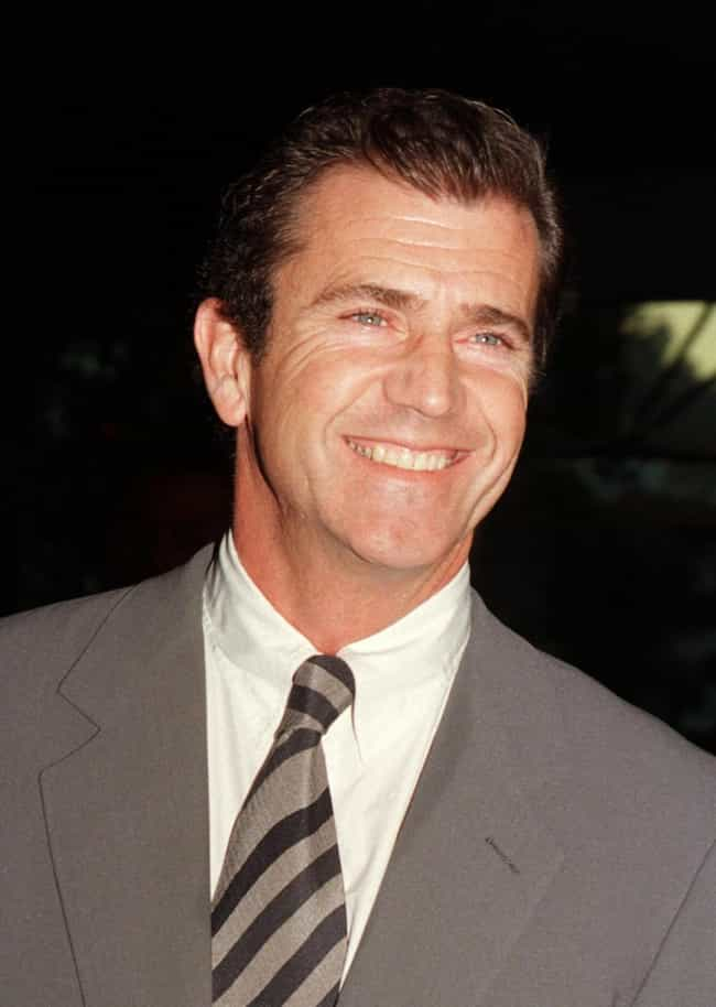 Mel Gibson is listed (or ranked) 4 on the list 28 Famous People from Huge Families